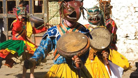 Bumthang Festivals
