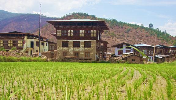 Visit rural villages