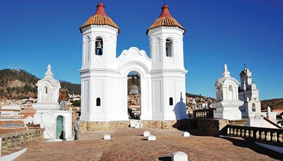 City Stays - La Paz and Sucre