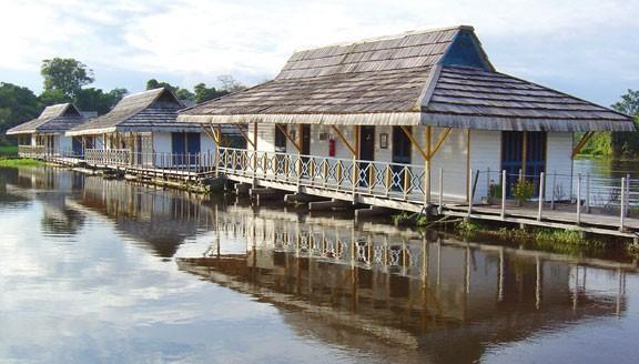 Manaus & Amazon Lodges