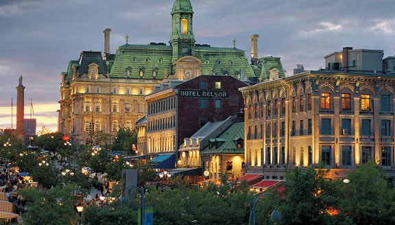 Montreal & Quebec City Experience