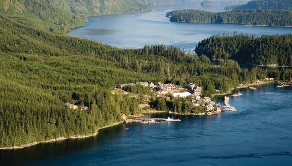 Canada wilderness retreats
