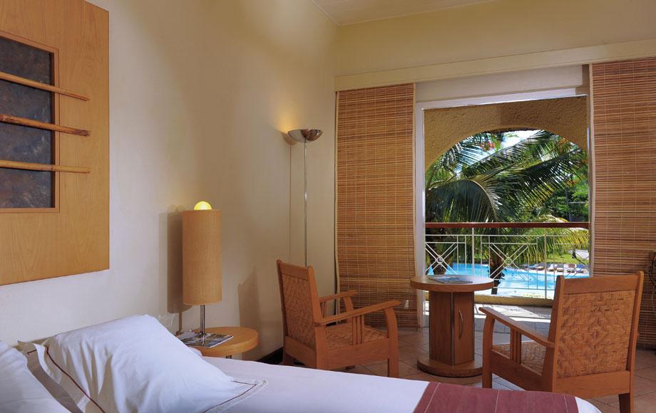 Canonnier Beachcomber Golf Resort & Spa Bedroom