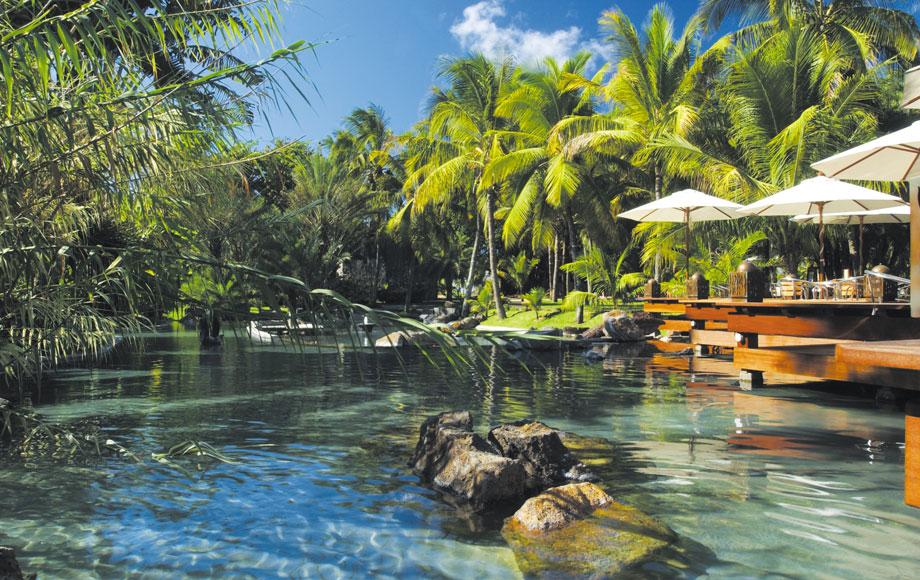 Canonnier Beachcomber Golf Resort & Spa Pool