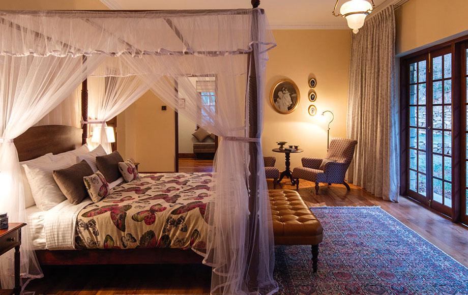 Luxury Room at Ceylon Tea Trails in Sri Lanka