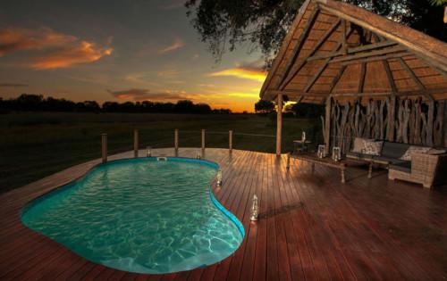 Chitabe Lediba pool