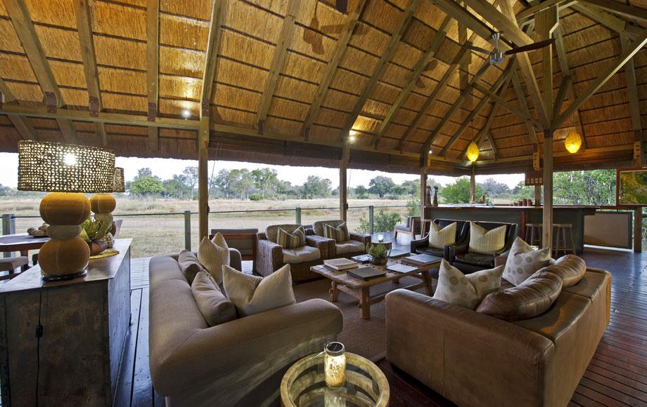 Chitabe Lediba lounge room