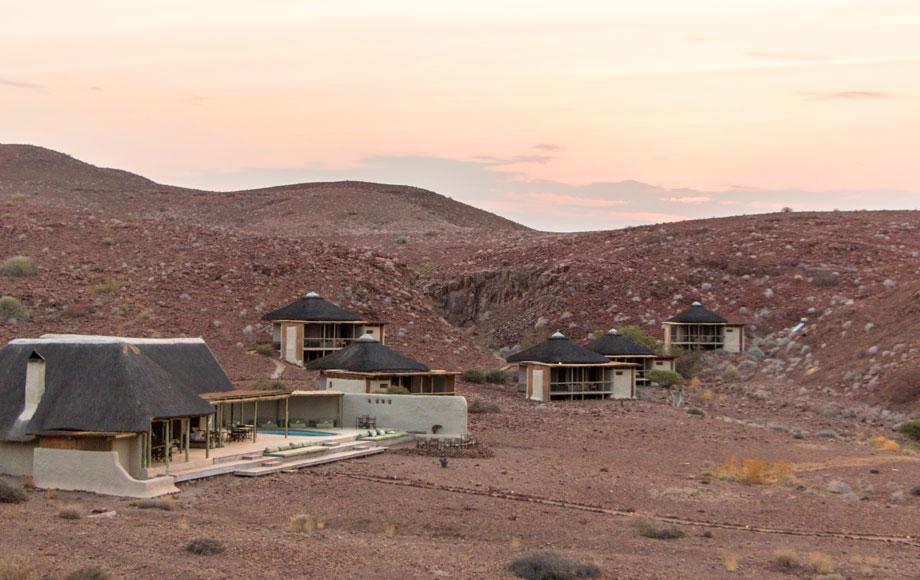 Damaraland Camp Suites
