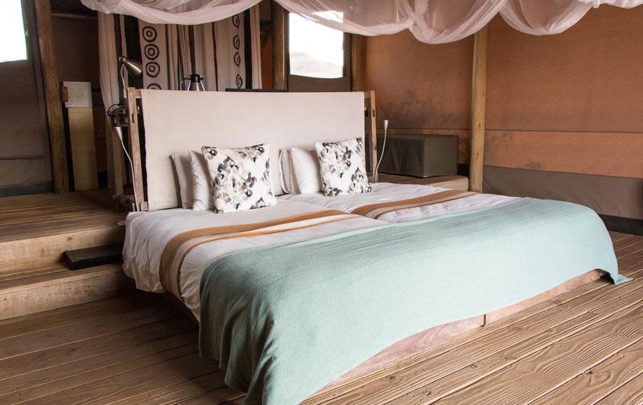 Damaraland Camp suite