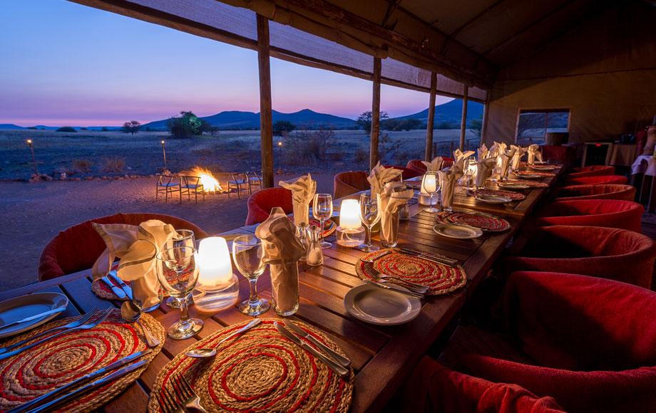 Desert Rhino Dining Table