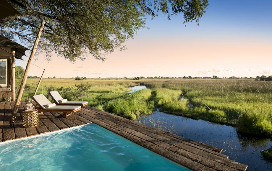 Duba Plains Swimming Pool