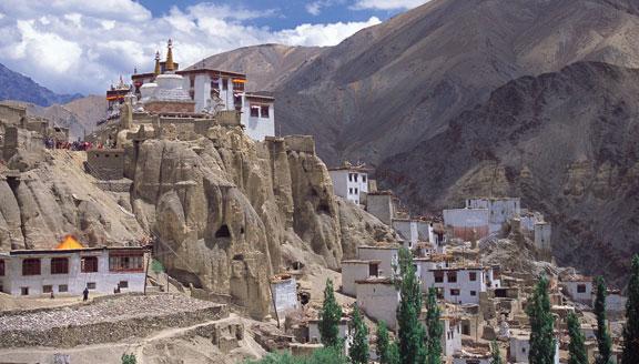 Ancient monasteries of Ladakh