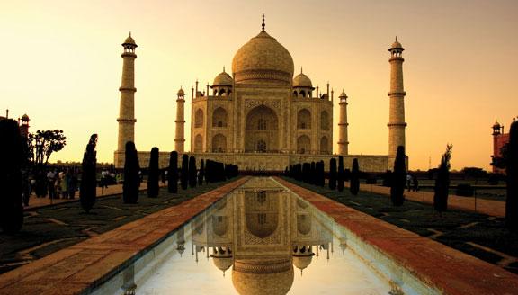 The Golden Triangle and Taj Mahal