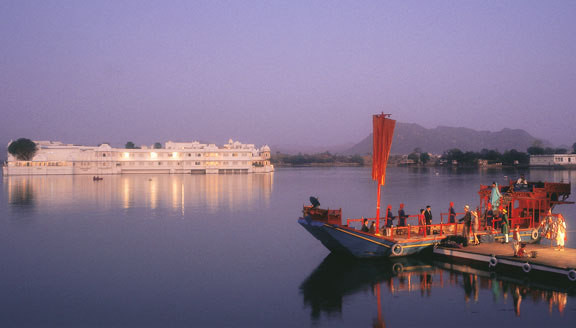 Romantic desert cities of Rajasthan
