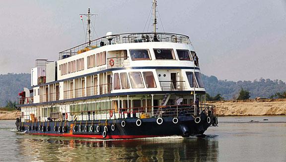 Ganges River Cruising