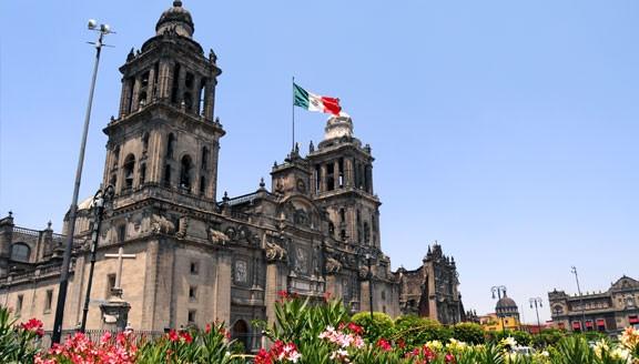 Mexico City Stay