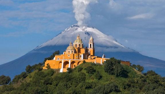 Puebla & Oaxaca