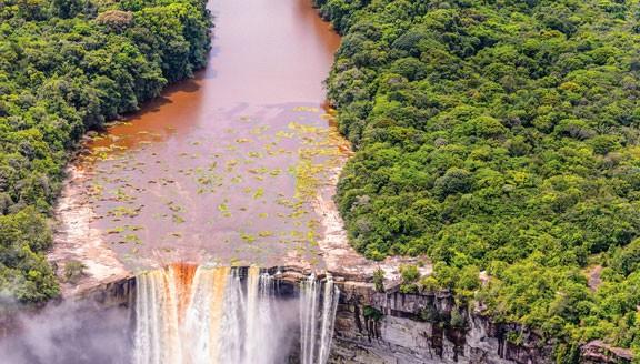 A Taste of Guyana