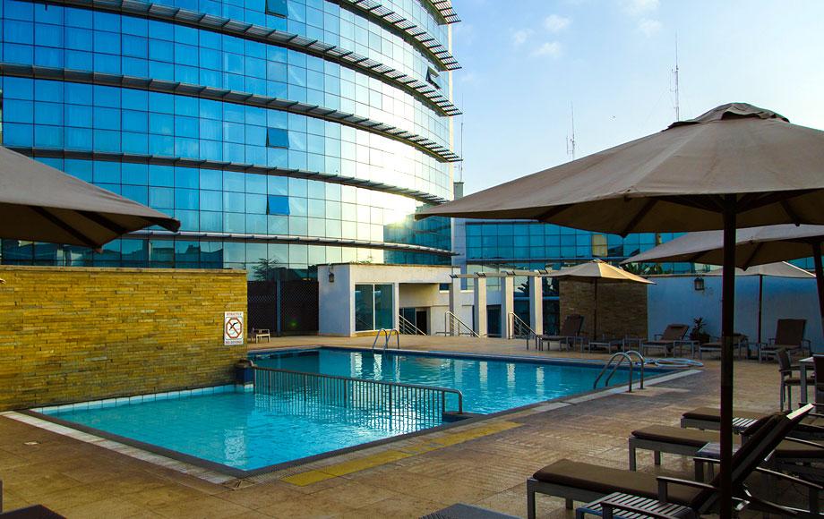 Kenya the Boma pool