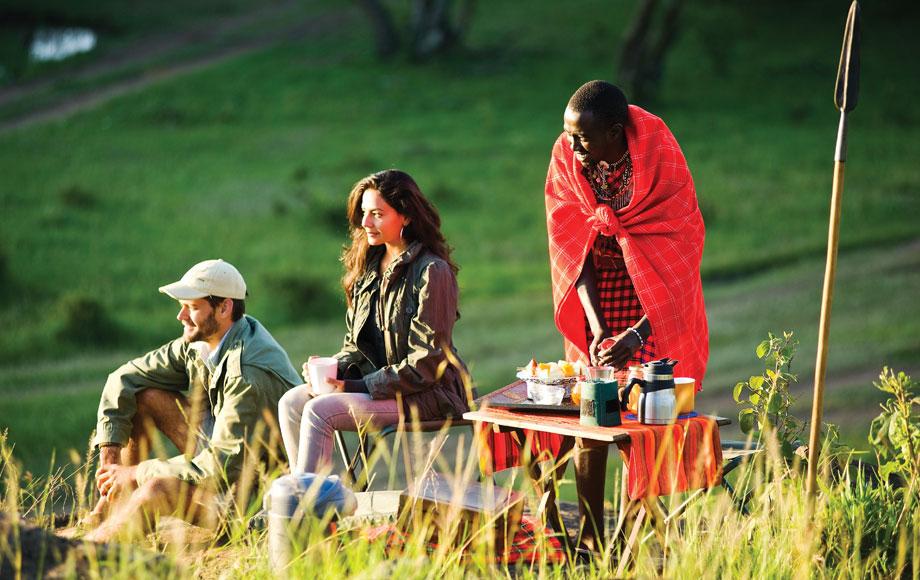 Kicheche Mara Camp Sundowners