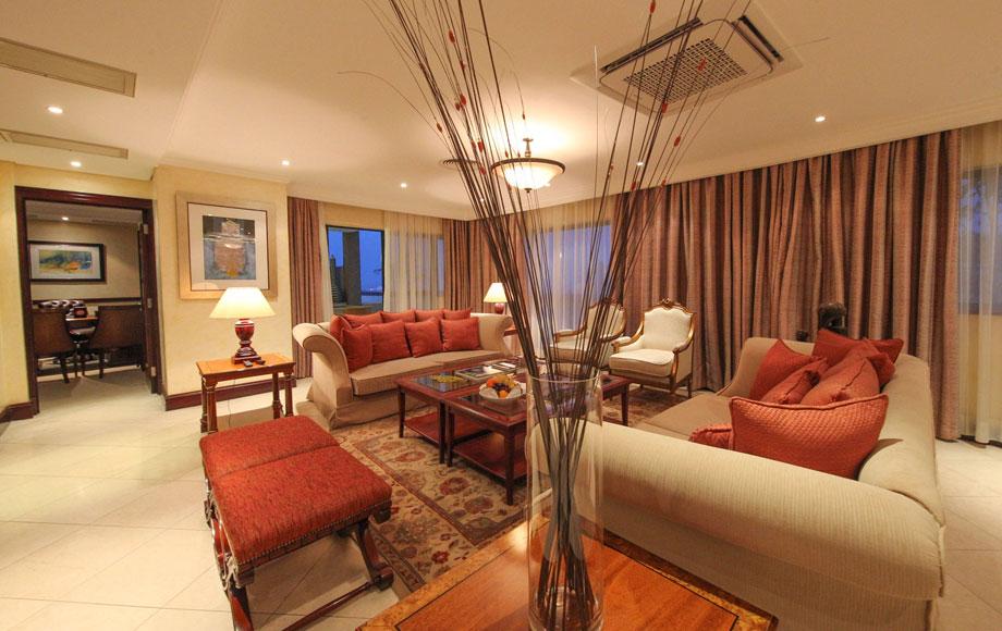 Kigali Serena Suite