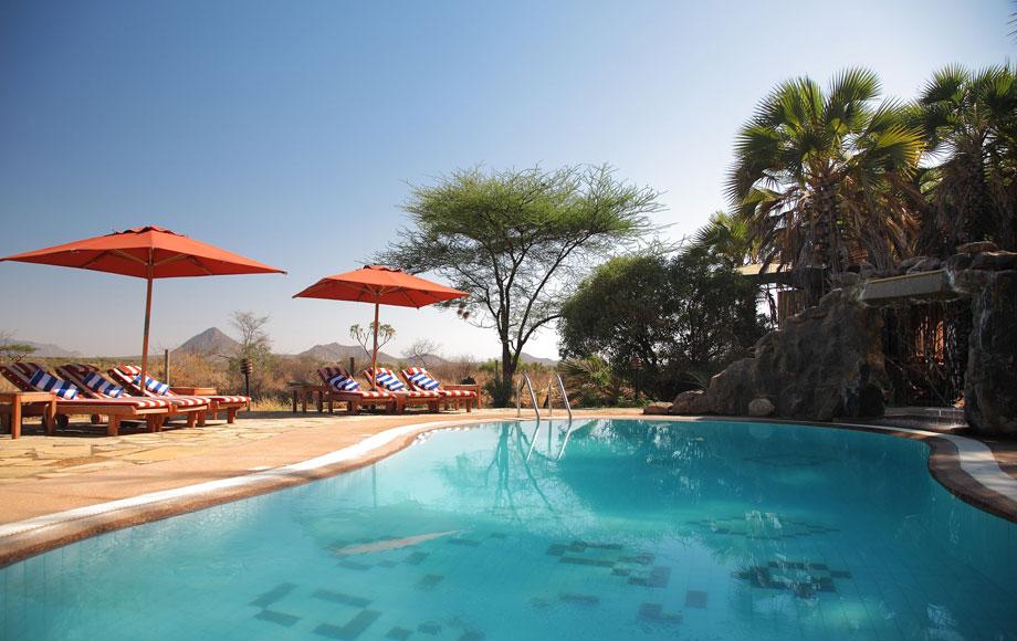 Larsens Camp in Kenya