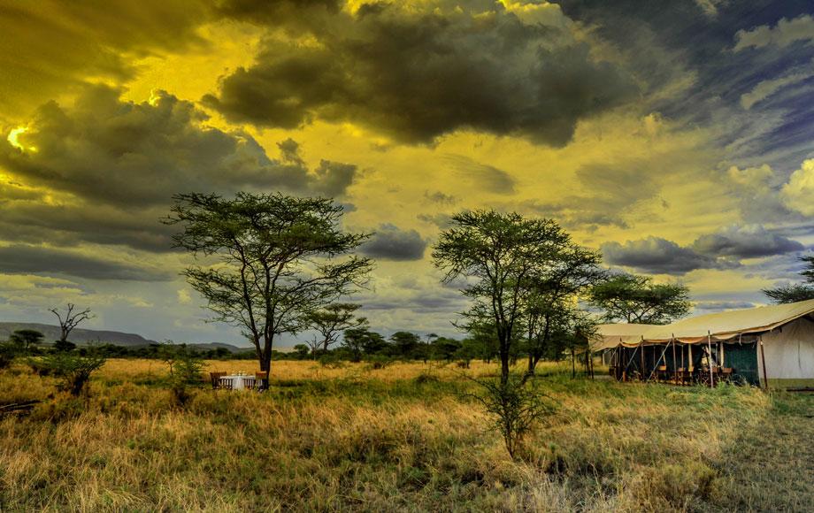 Rustic Lemala Eawnjan in Tanzania
