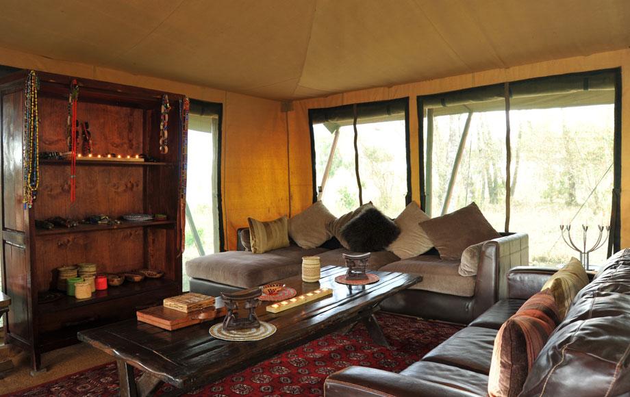 luxury Lemala Mara in Tanzania