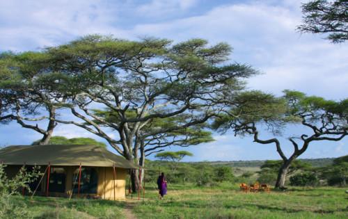 Rustic Lemala Ndutu in Tanzania