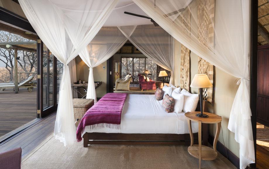 Little Ongava Lodge Bedroom