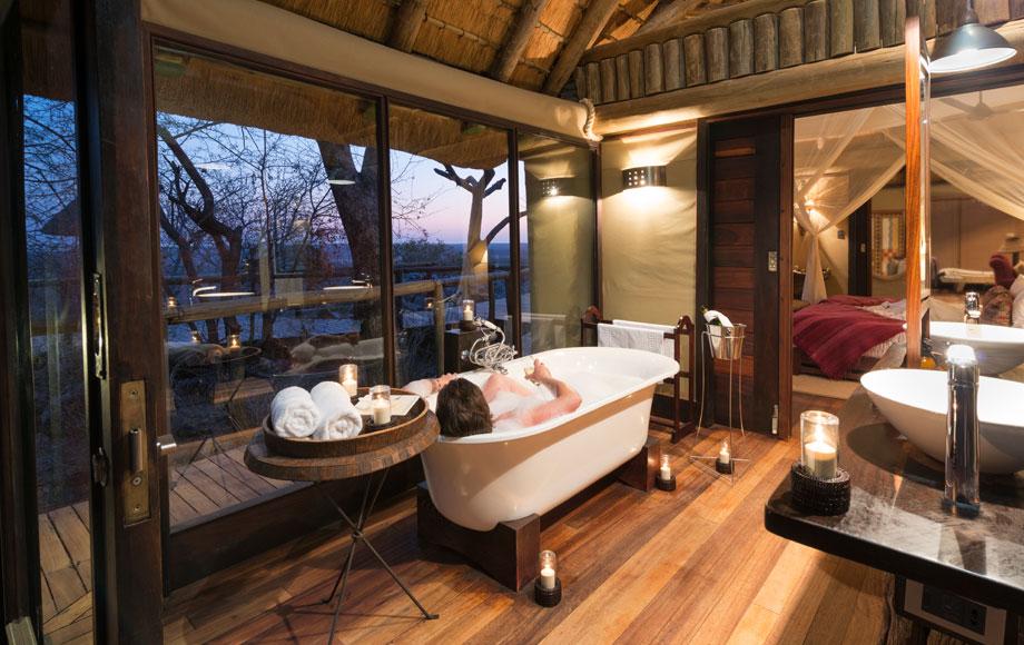 Little Ongava Lodge Bathroom