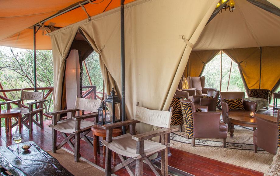 Mara Ngenche Private Camp