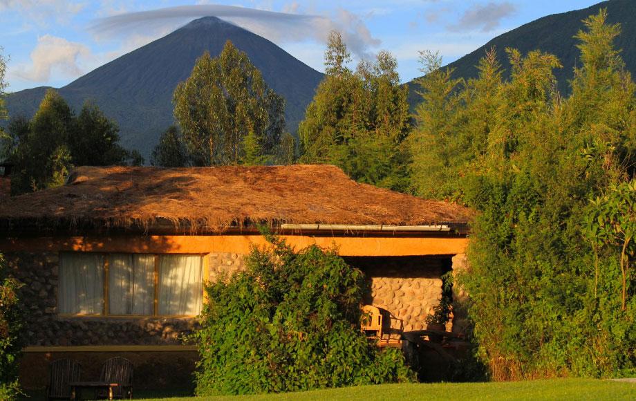 Mountain Gorilla View Lodge in Rwanda