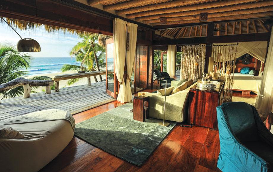 North Island Seychelles Luxury Suite