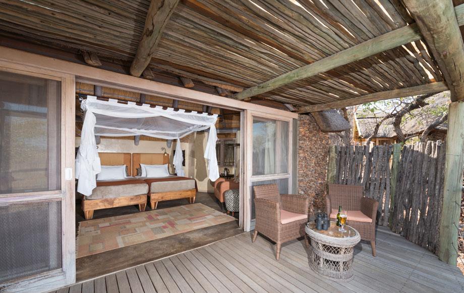 Ongava Lodge Bedroom