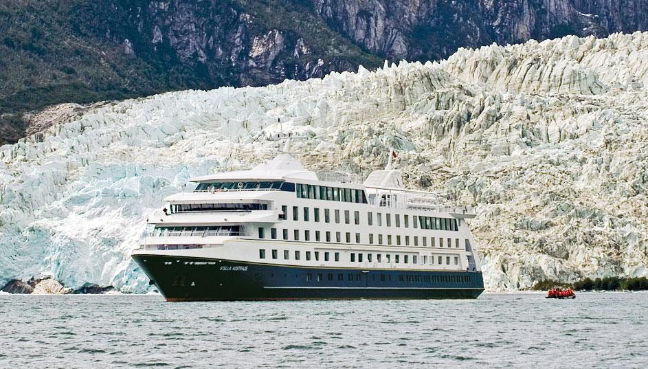 Patagonia Cruceros Australis Cruise