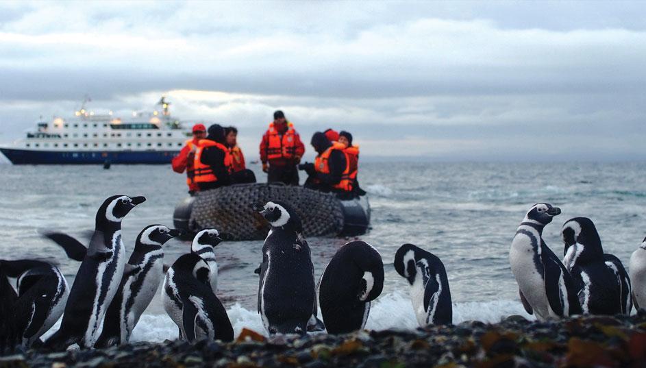 Patagonia Cruceros Southbound Cruise