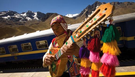 Peru by Rail