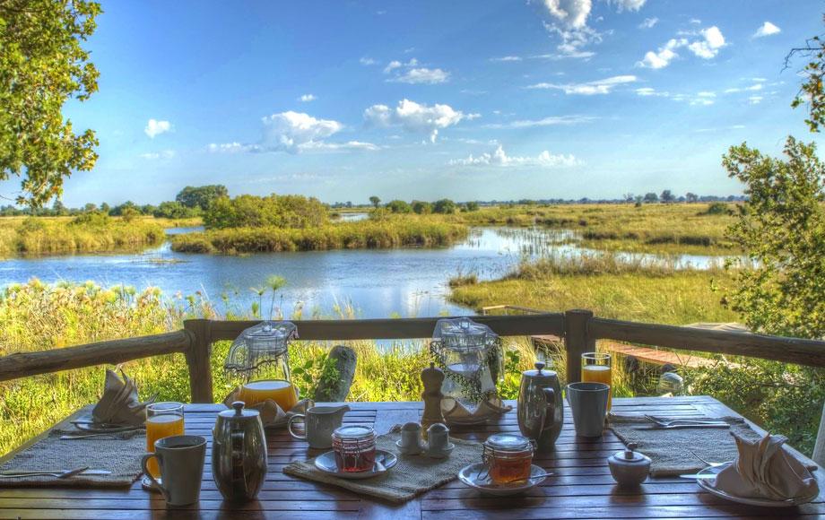 Shinde Camp in Botswana