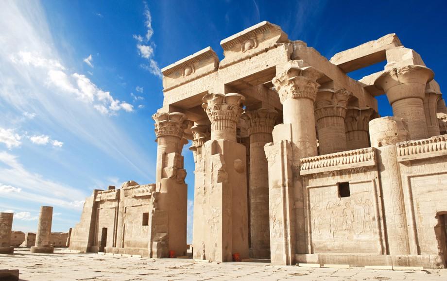 Kom Ombo Temble in Aswan