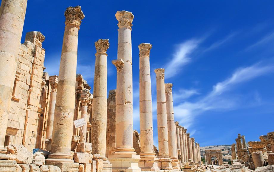 Jerash in Amman