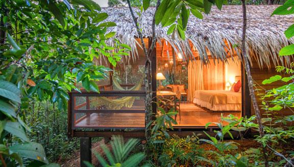 Amazon Eco-Lodges