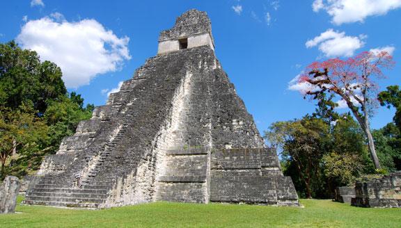 Mayan Temples of Guatemala