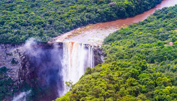 Kaieteur Falls National Park