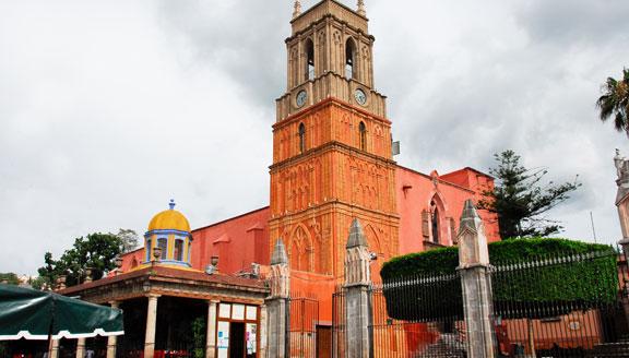 Guanajuato and Guadalajara