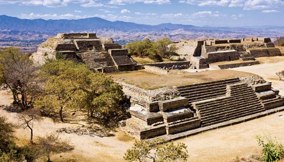 Puebla and Oaxaca