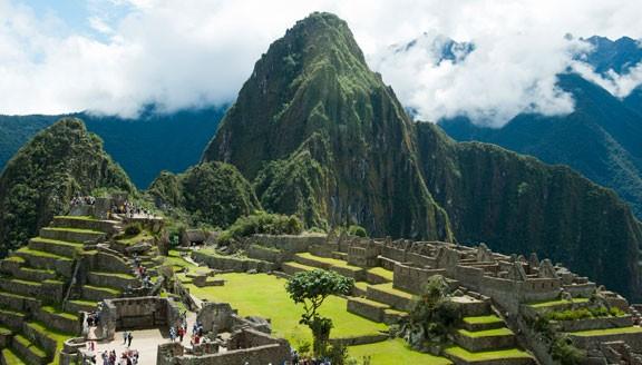 Machu Pichu Peruy South America