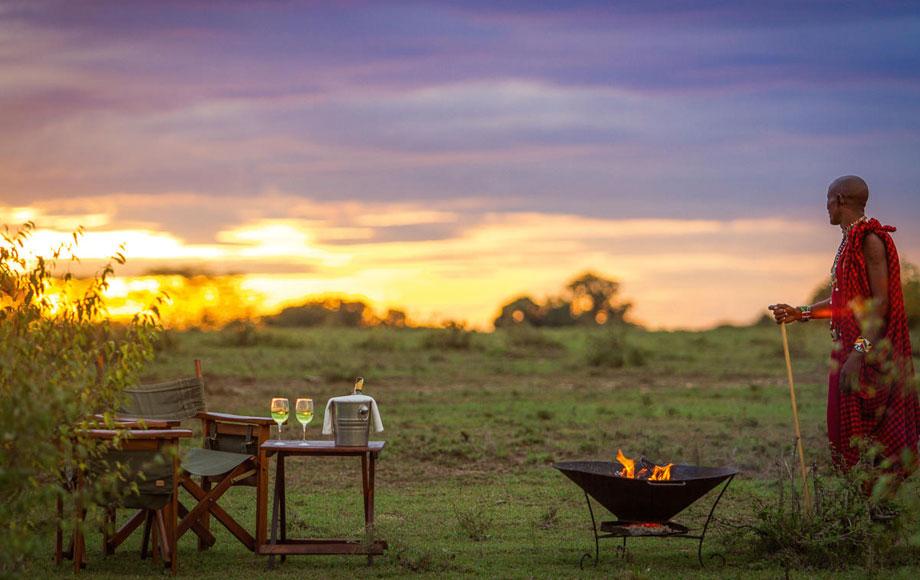 Tipilikwani Camp in the Masai Mara