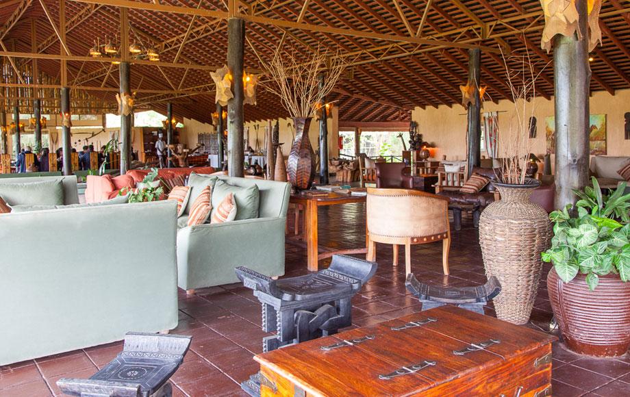 Tipilikwani Camp in Kenya