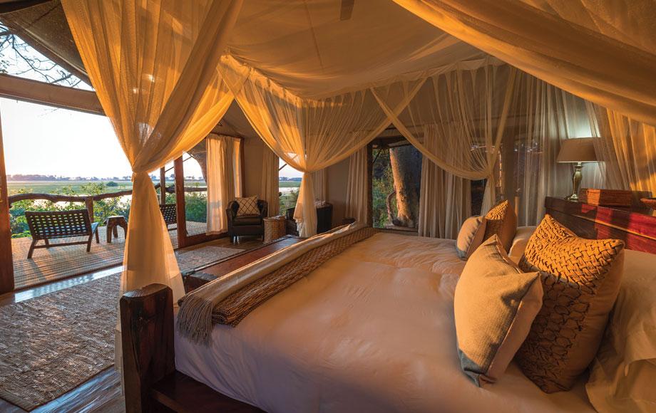 Tubu Tree Bedroom